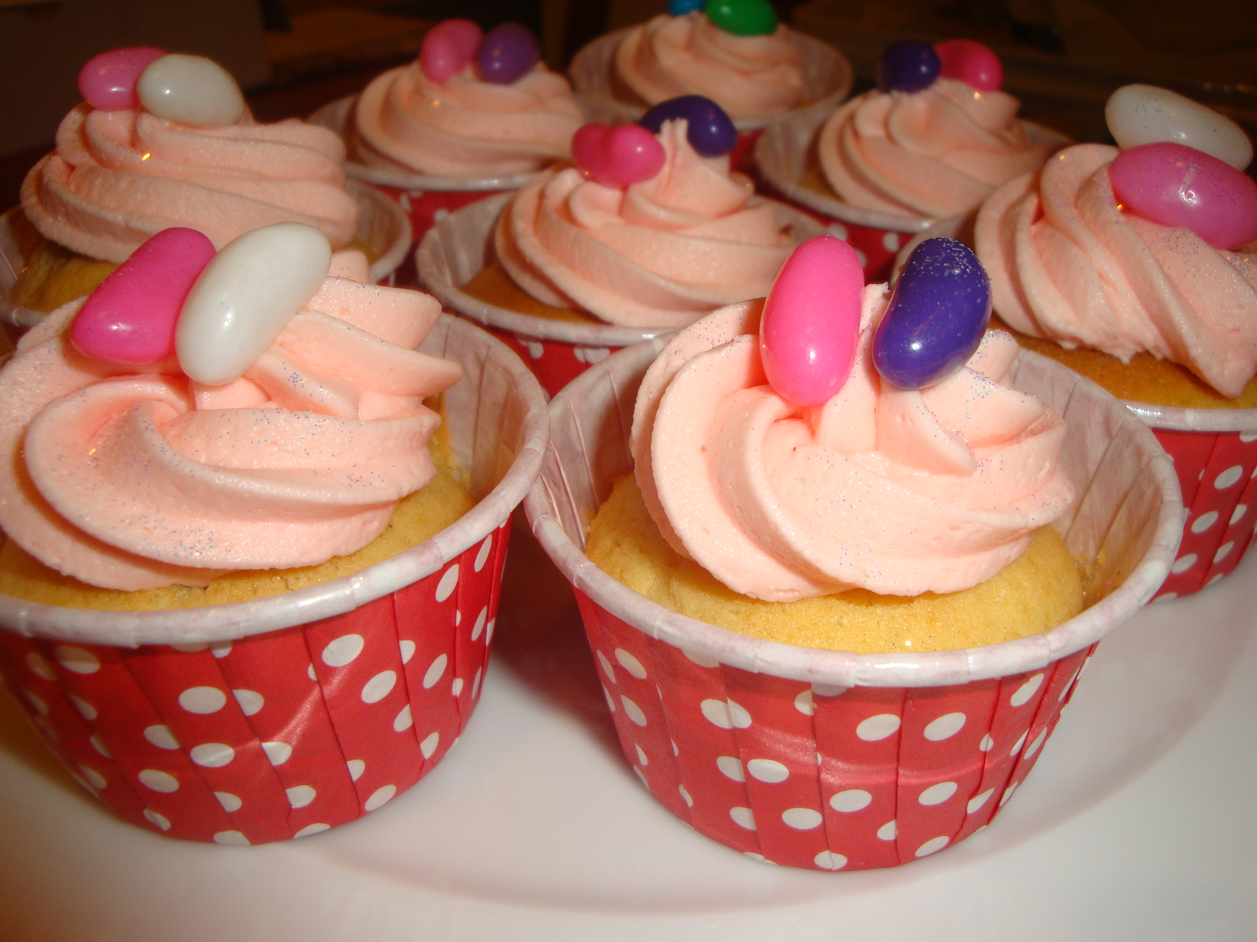 Cute Cupcakes For Boys Birthday http://cupcakes2delite.com/tag/cute-cupcakes-with-jelly-beans/