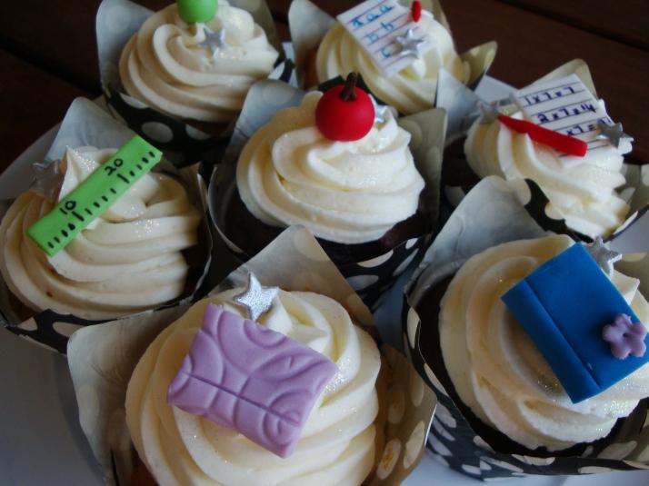 Teacher's Cupcakes