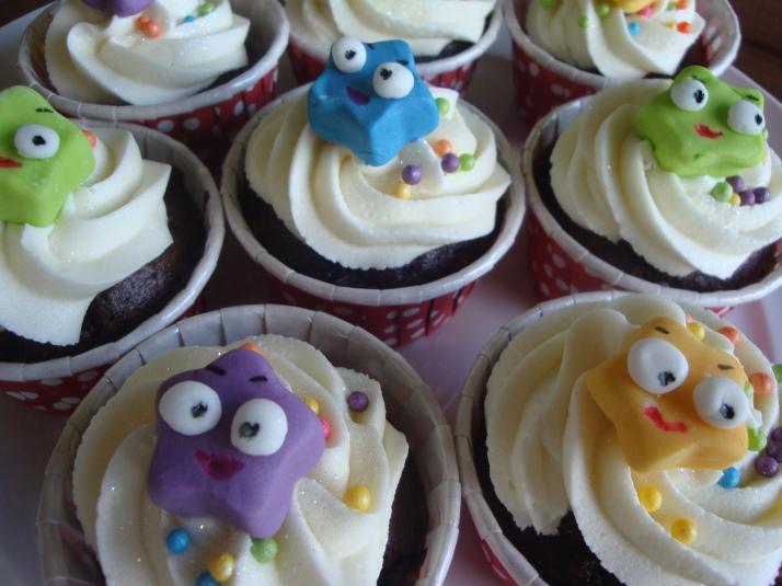 Dora the Explorer Cupcakes