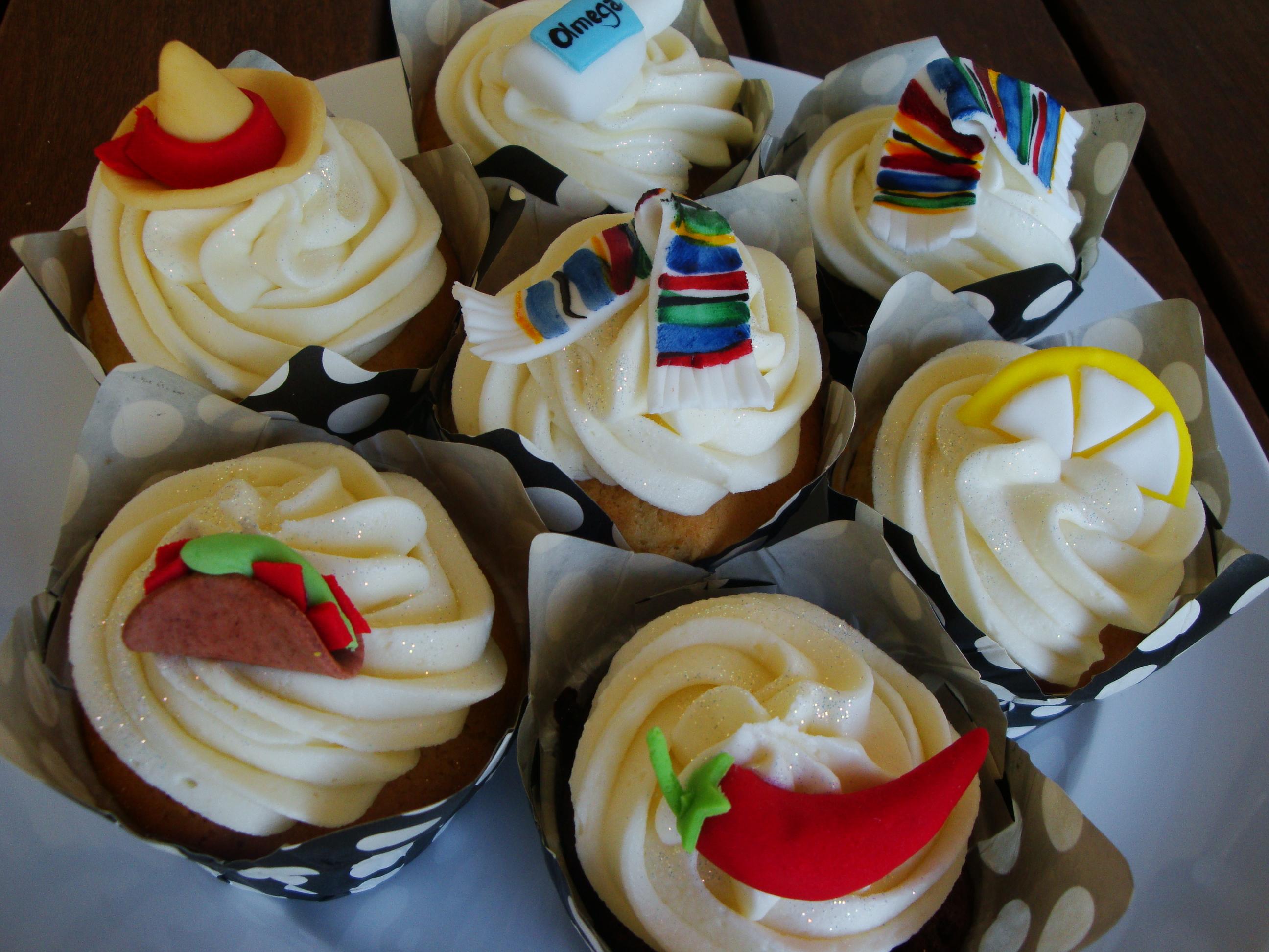 Mexican Cupcakes Cupcakes2delite