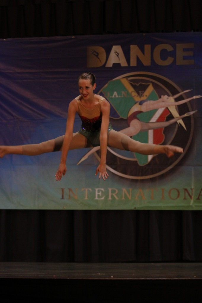 Ceire - American Dance Awards - Nov 2011