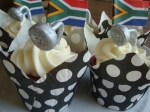 Only In South Africa Cupcakes
