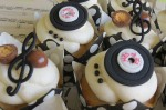 Music Birthday Cupcakes