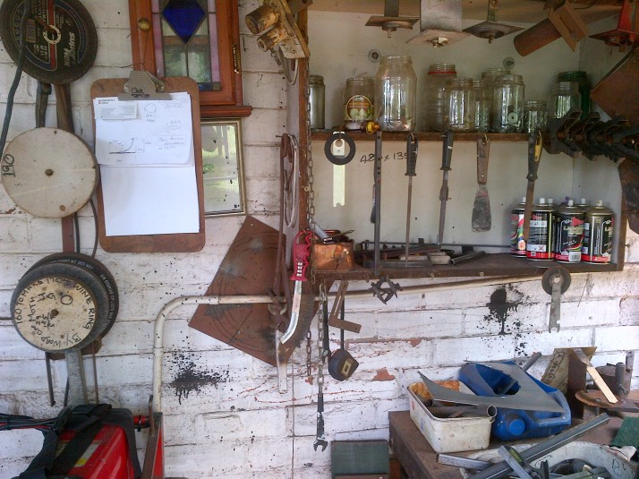 Russell's Workshop