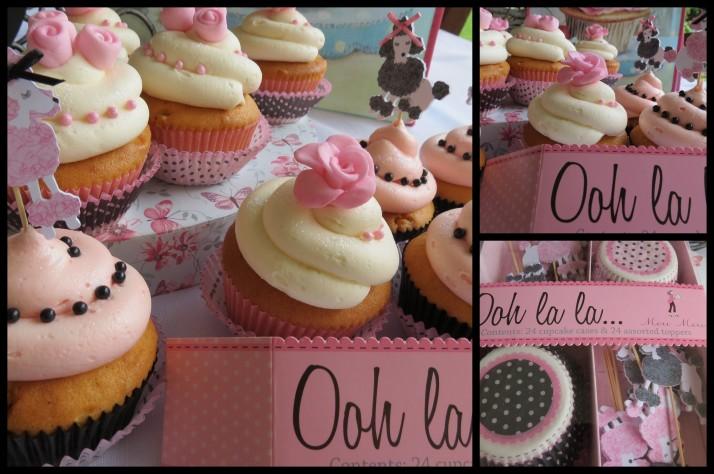 Ooh la la Cupcakes