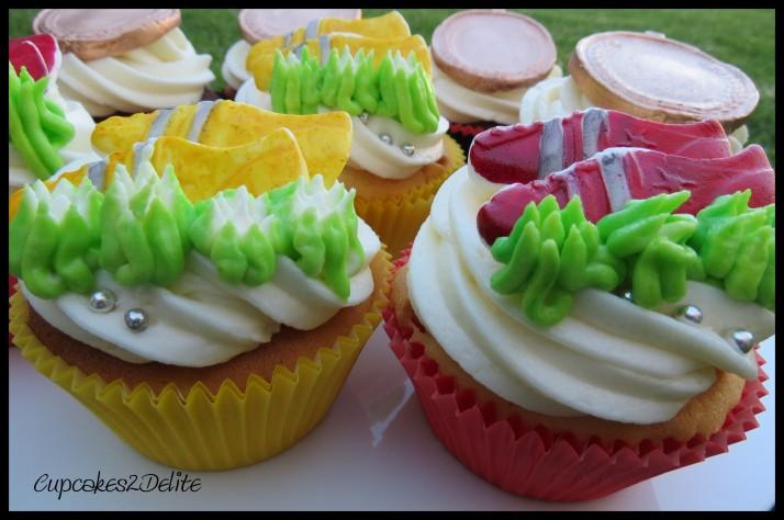 Running Cupcakes