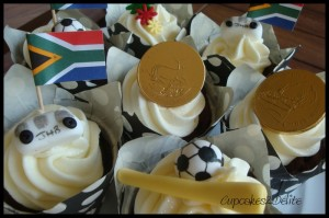 South African Cupcakes
