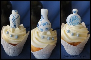 Ming Dynasty Cupcakes
