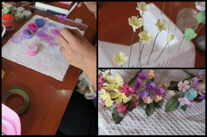 Teddy  & Flower Fillers Workshop