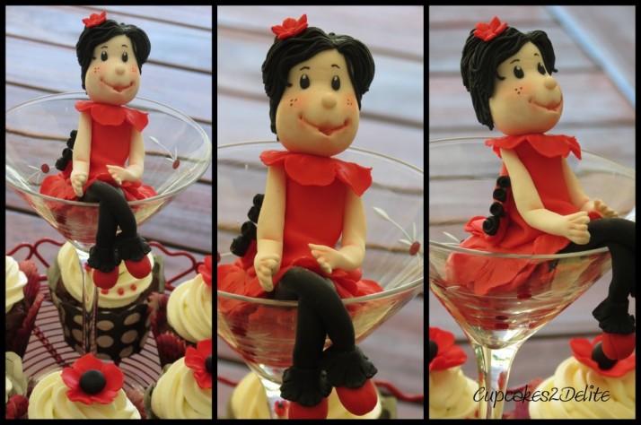 Wendy's Wine Fairy & Cupcakes