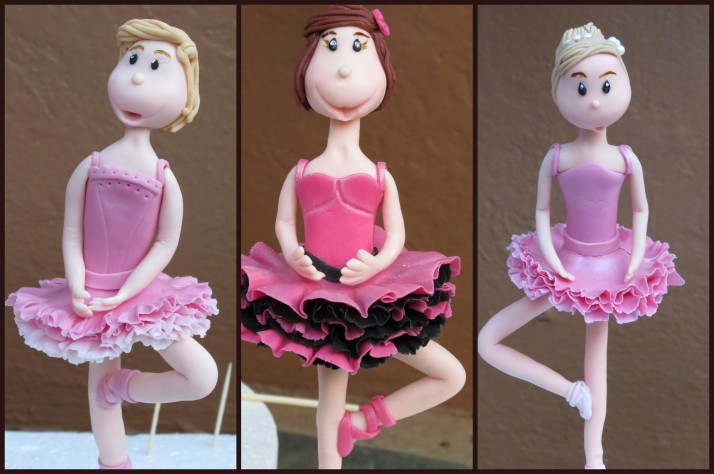 Ballerina Sugar Art with Grace Stevens