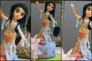 Jasmine Figurine
