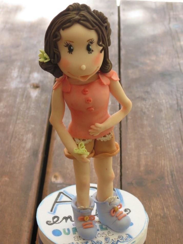 Artist Figurine