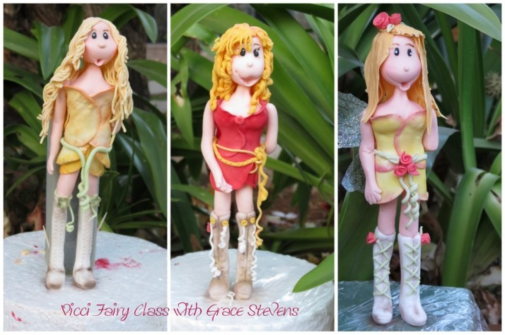 Vicci Fairy Class with Grace Stevens
