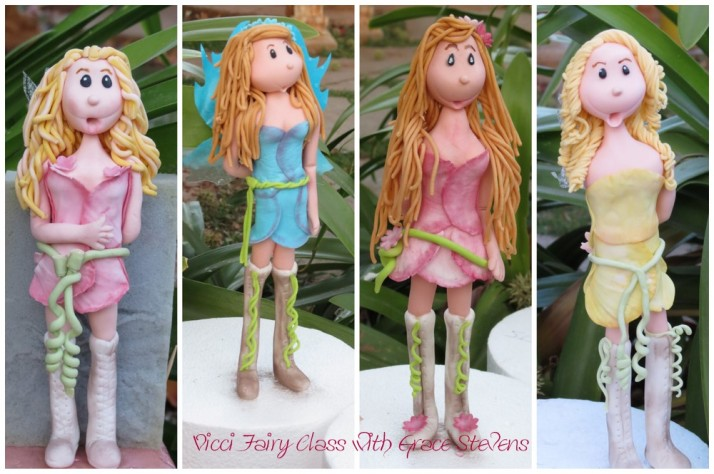 Vicci Fairy Class with Grace Stevens
