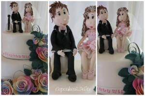 Ballet & Rock Bride & Groom