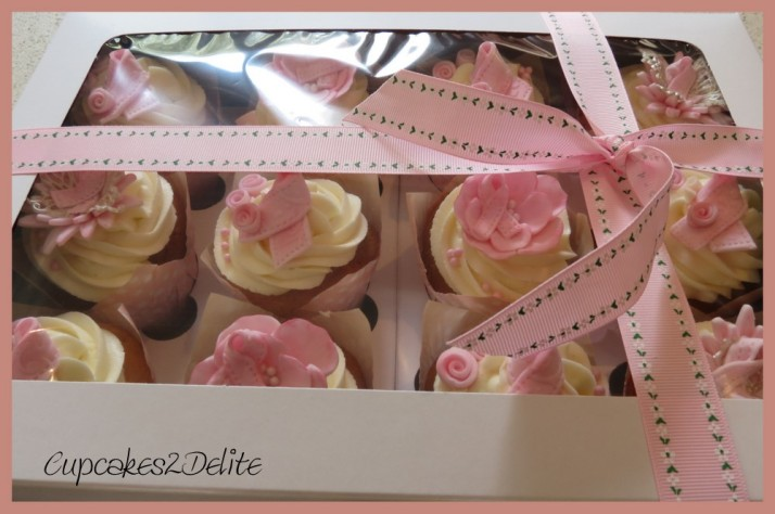Cupcakes for Breast Cancer