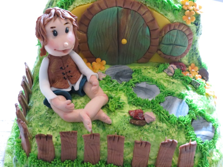 An Unexpected Journey Cake