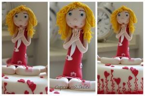 Valentine's Figurine