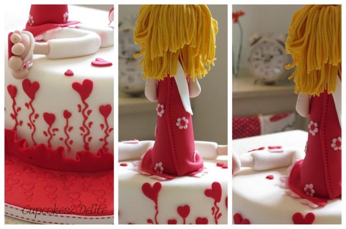 Valentine's Day Cake2