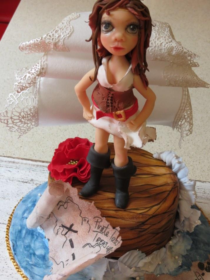 Pirate-Tess Cake