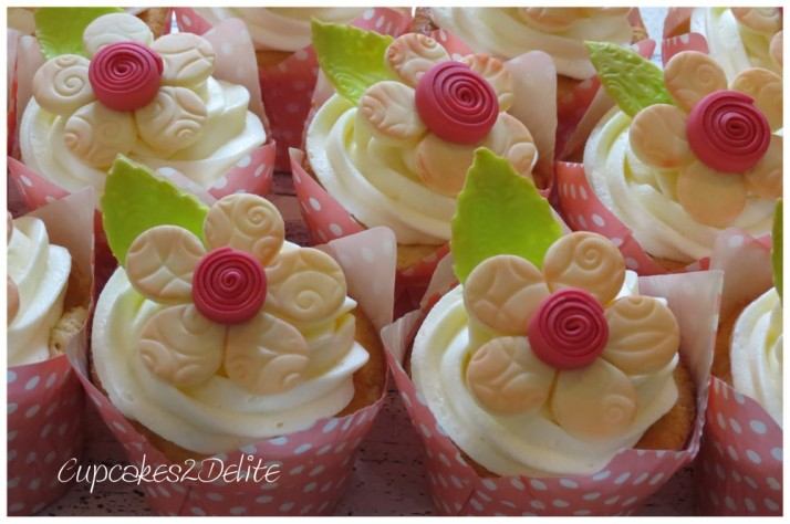 Cupcakes for a Quilling Lover