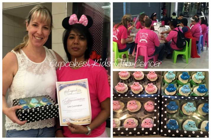 Cupcakes4Kids with Cancer