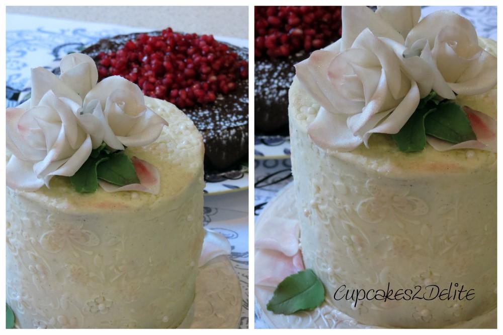 Lisa Livie's Birthday Cake