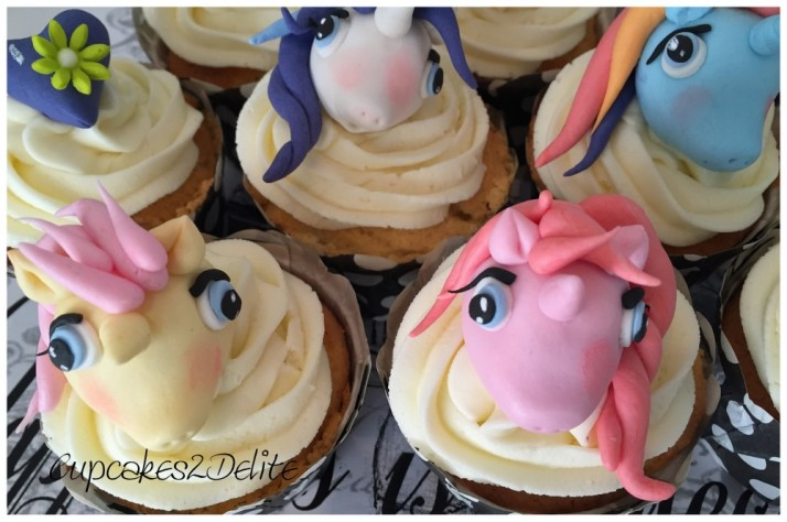 My Little Pony Cuipcakes