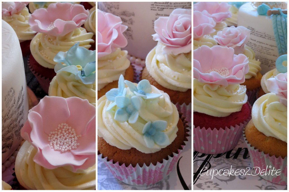 Cupcakes for a Granny