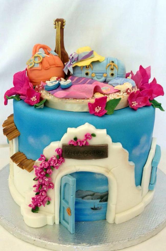 Mama Mia Cake Topper cupcakes2delite