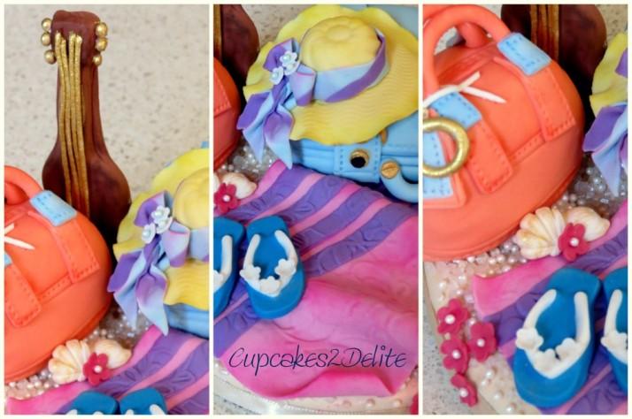 Mamma Mia Cake Topper