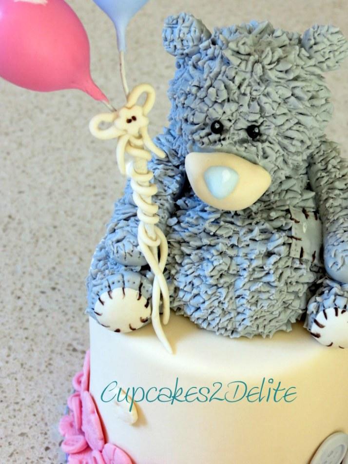 Tatty Teddy Figurine