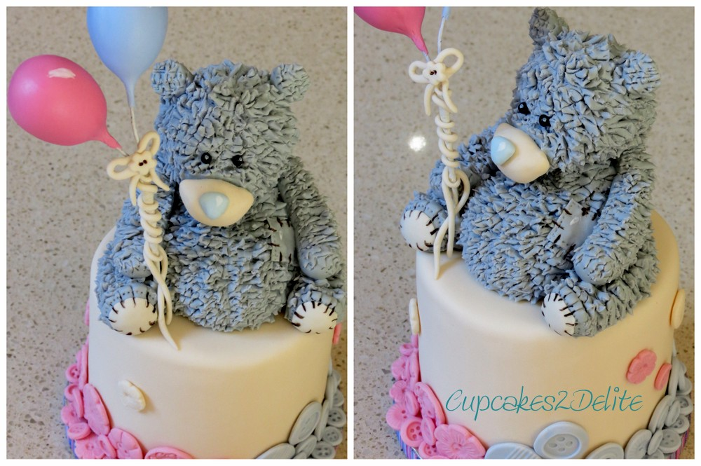 Tatty Teddy Figurine