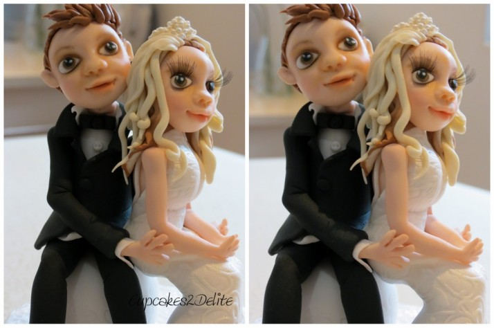 Bride & Groom Figurine