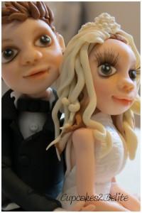 Bride & Groom Figurine