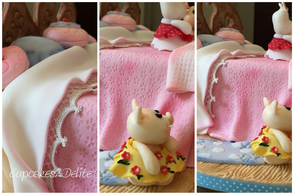 Sylvanian Families Cake