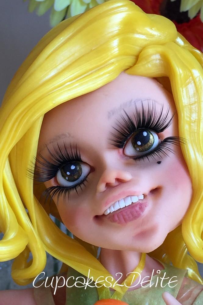 Lemon Chello Figurine Class with Victoria Bean