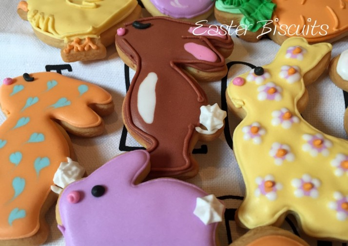 Easter Biscuits