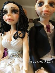 Craig & Anthea's Wedding Cake