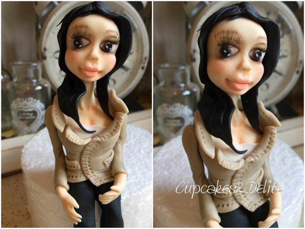 Figurine For Vicky