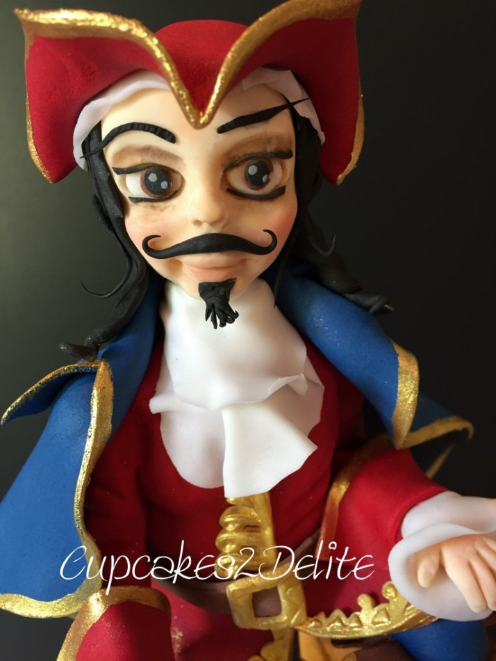 Captain Morgan Cake