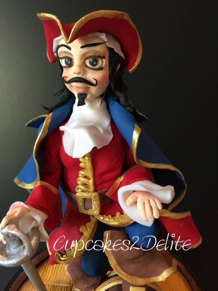 Captain Morgan Cake
