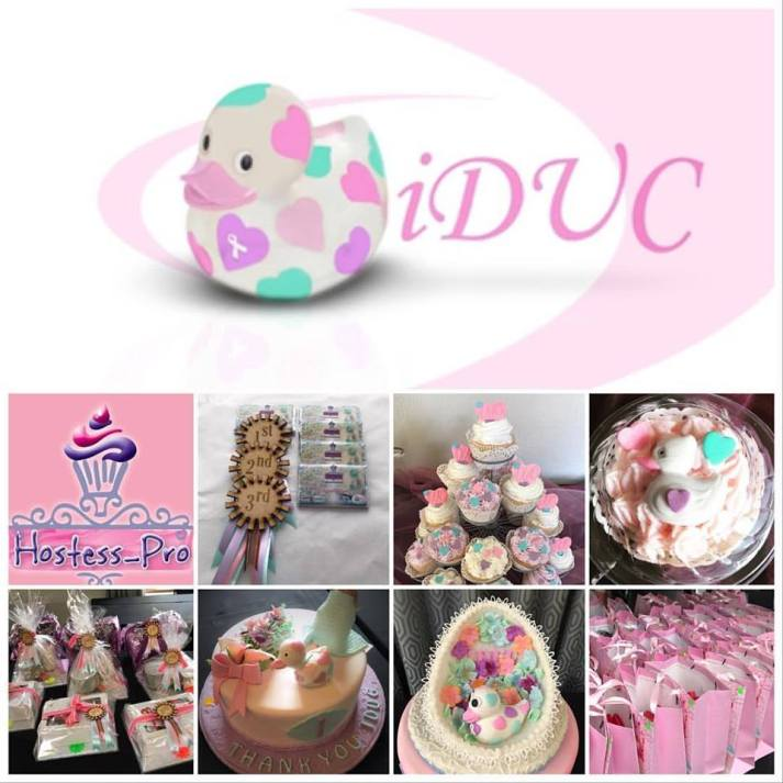 Hostess Pro & IDuc Competition