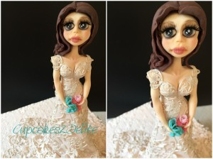 Bride Figurine Competition Entry