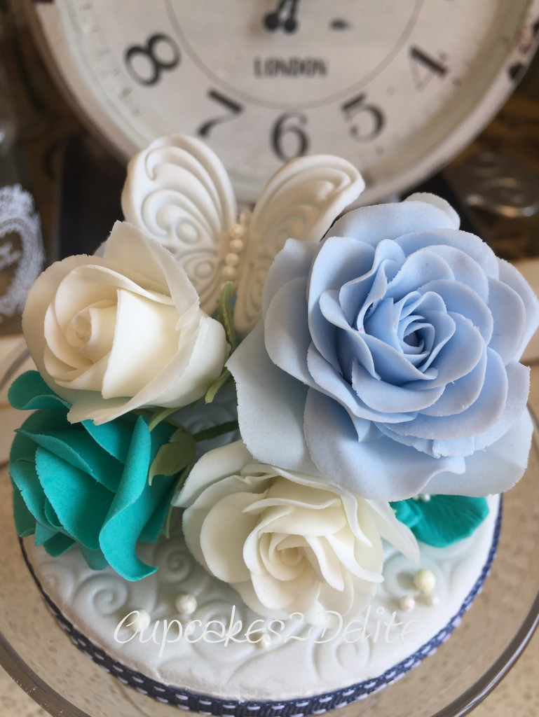 Wendy's Rose Cake Topper6