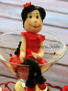 Wendy's Wine Fairy Figurine
