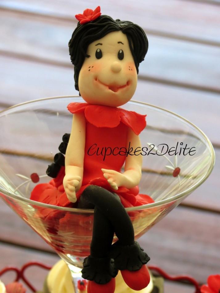 Wendy's Wine Fairy Figurine