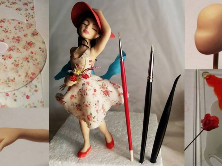 Retha Joubert Figurine Modelling Course