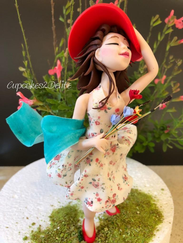 Retha Joubert Figurine Modelling Class